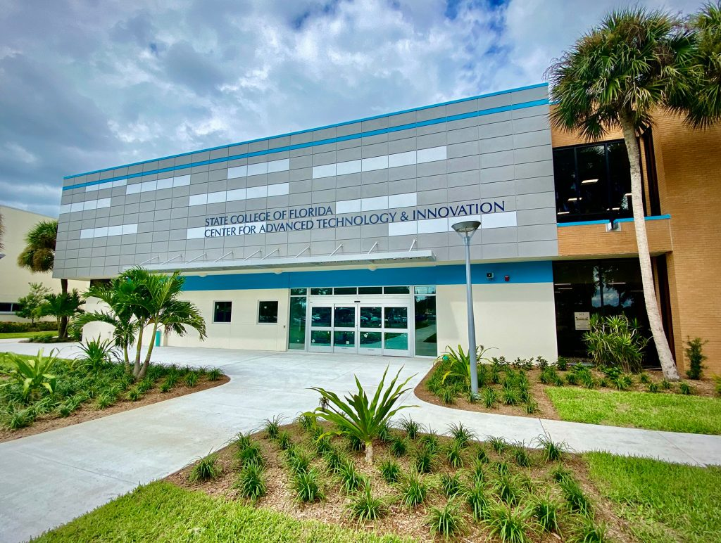 State College of Florida Center for Advanced Technology and Innovation